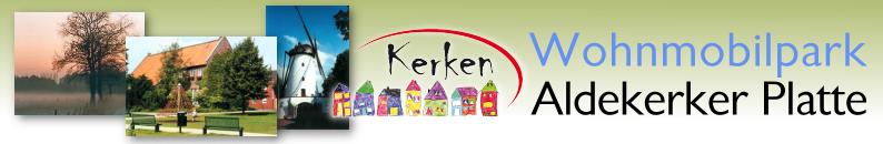 Wohnmobilpark Aldekerk